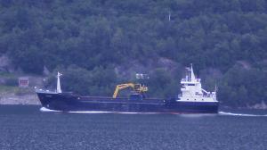Photo of BJUGNHOLM ship