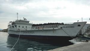 Photo of PELJESCANKA ship