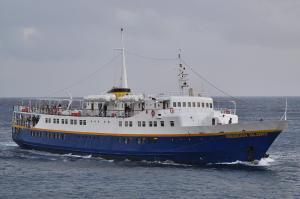 Photo of COSMOS ship