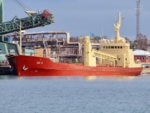 Photo of IDA H ship