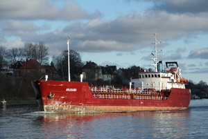Photo of SANTO MUHONGO III ship