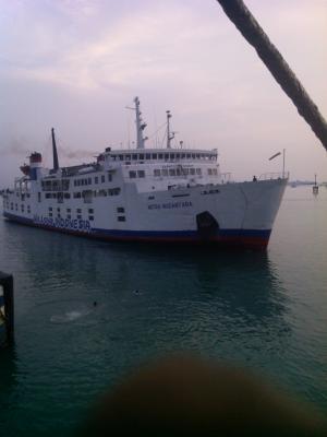 Photo of MITRA NUSANTARA ship