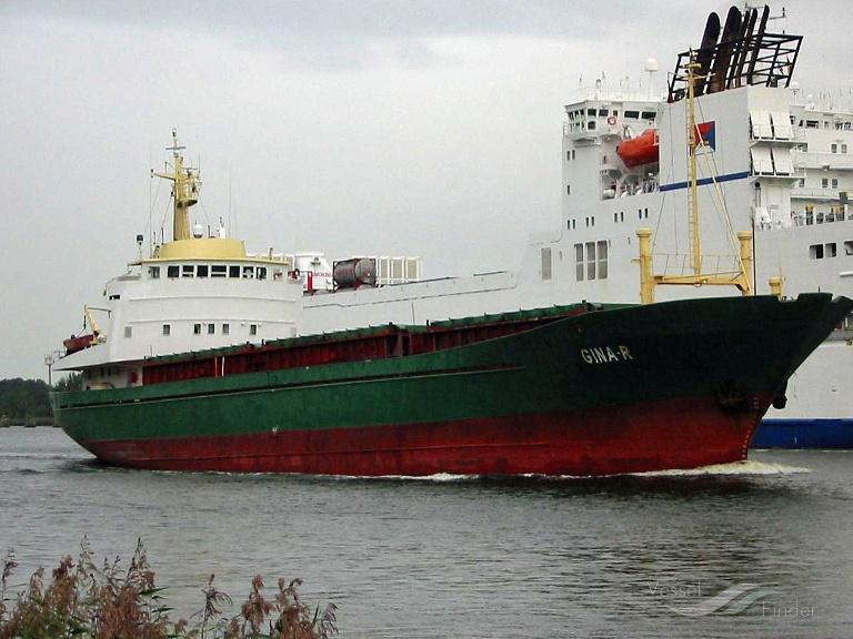 NABIL J (MMSI: 667005102) ; Place: Kiel_Canal/ Germany