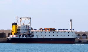Photo of M/V ABDULLAH ship