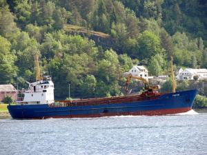 Photo of FAKTOR ship