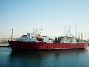 Photo of CS UMM AL ANBER ship