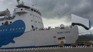 Photo of MOBY LOVE ship
