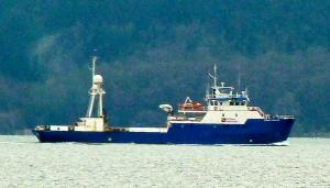 Photo of STRAIT HUNTER ship