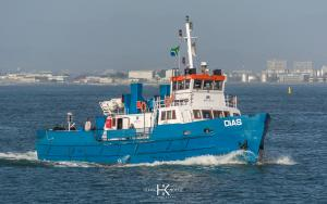 Photo of DIAZ ship