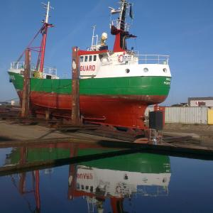 Photo of WALVIS (GUARDVESSEL) ship