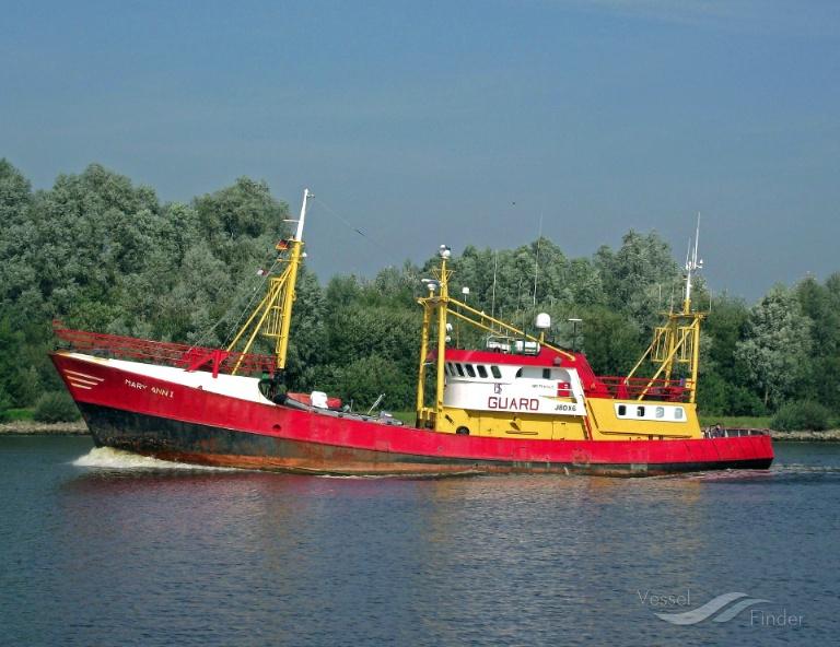 MARY ANN (MMSI: 577256000) ; Place: Kiel_Canal/ Germany