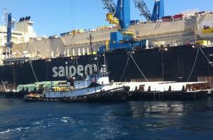 Photo of ELISABETH II ship