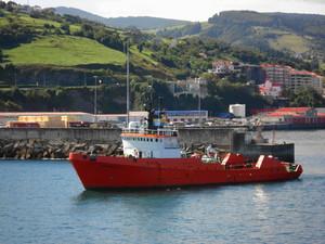 Photo of CIENTIFICO ship