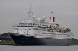 Photo of Boudicca ship