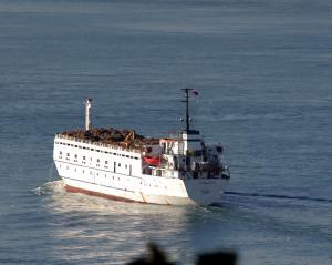 Photo of LADY RASHA ship
