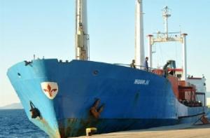 Photo of NOUR-M. ship