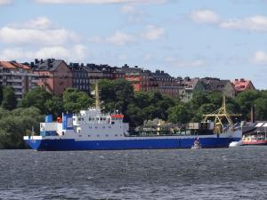 Photo of PLEIJEL ship