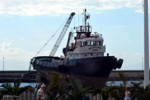 Photo of BOLUDA GARBI ship