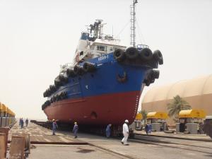 Photo of VEGA 1 ship