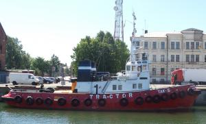 Photo of TAK-5 ship