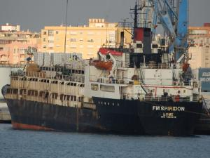 Photo of FM SPIRIDON ship