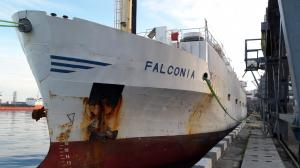 Photo of FALCONIA ship