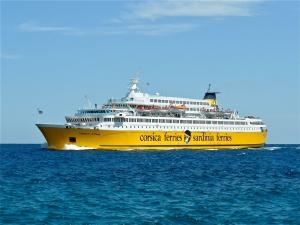 CORSICA VICTORIA PassengerRoRo Cargo Ship Details And - Cargo cruise ship