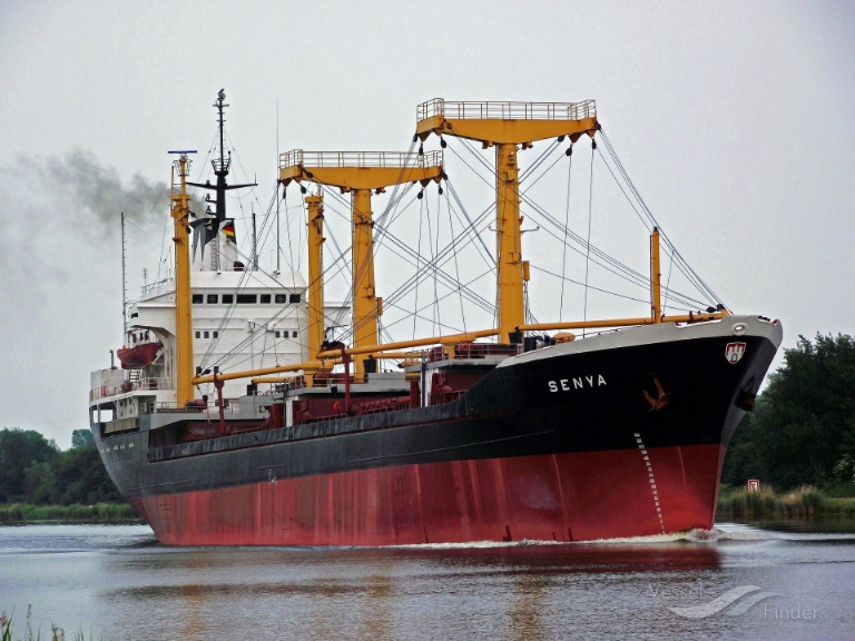 JOY K (MMSI: 667005023) ; Place: Kiel_Canal/ Germany