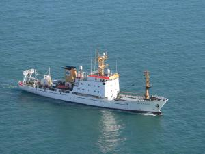 Photo of OGS EXPLORA ship