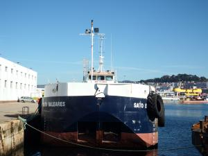 Photo of SATO BALEARES ship