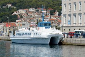 Photo of KOMIZA ship