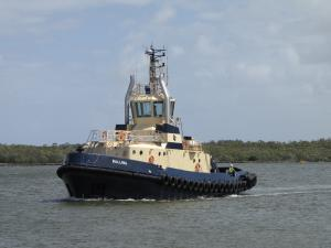 Photo of BALLINA ship