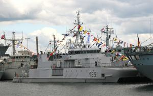 Photo of KNM OTRA M351 ship