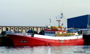 Photo of EDER SANDS ship