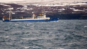 Photo of KLEIFABERG ship