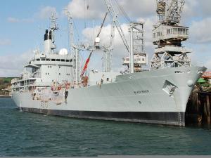 Photo of RFA BLACK ROVER ship
