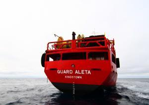 Photo of GUARD ALETA ship