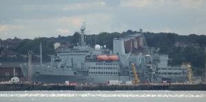 Photo of COALITION AUXILIARY ship