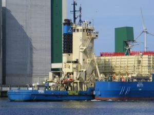 Photo of MEGA ship