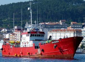 Photo of F/V CUCA ship