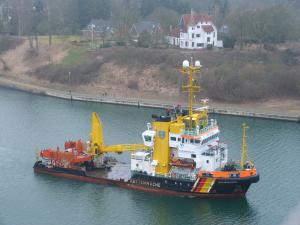 Photo of SCHARHOERN ship