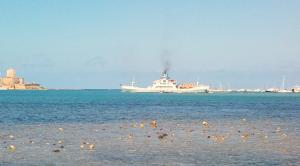 Photo of CARONTE ship