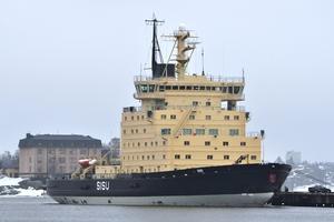 Photo of SISU ship