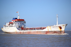 Photo of SAEHAN GLORIA ship