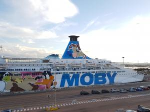 Photo of MOBY OTTA ship
