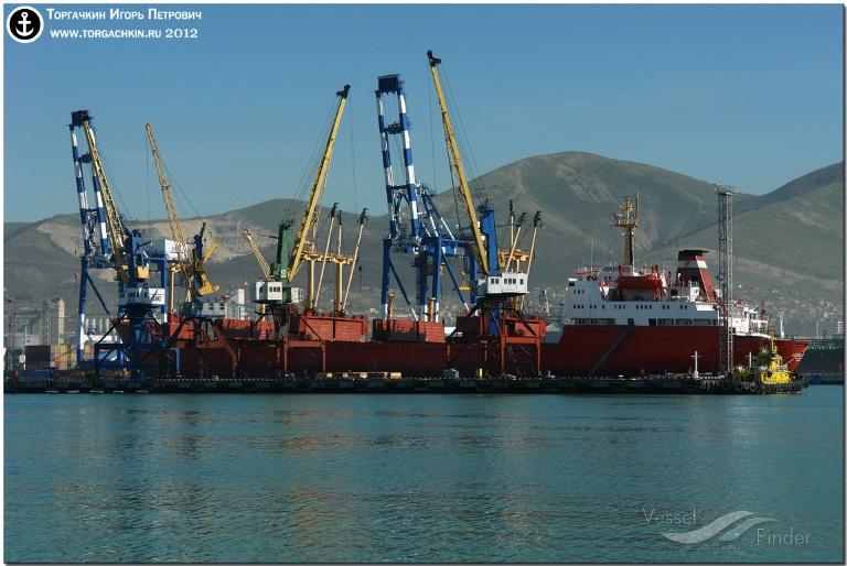 ABDUL PRINCE (MMSI: 0) ; Place: Port Novorossiysk, Russia.