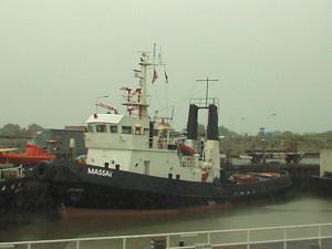 Photo of MASSAI ship