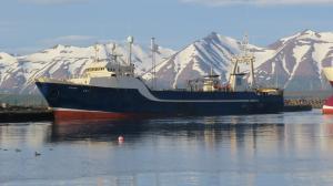 Photo of SOLBAKUR ship