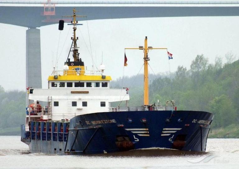 DC EEMS (MMSI: 245239000) ; Place: Kiel_Canal, Germany