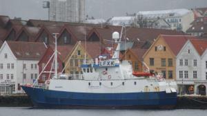 Photo of SKULEBAS ship